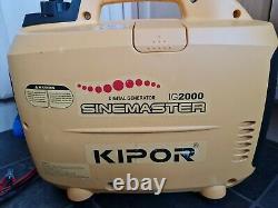 Kipor Ig2000 Sinemaster Digital Generator