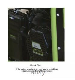 LPG Generator Propane Gas 5kW Greengear
