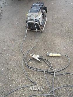 Lombardini 8hp Petrol Genset Welder Good Working Order