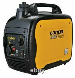 Loncin LC2000I 240V Suitcase Inverter Generator