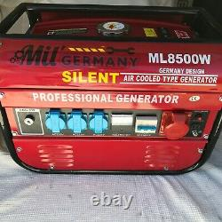 Mil Germany Generator Recoil Start. 6.5hp. SPECIAL PRICE PLUS FREE SHIPPING