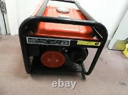 Mil Germany ML8500W Petrol generator VGC