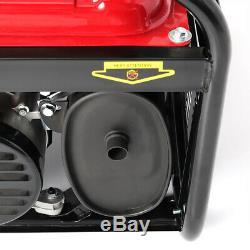 Modern Petrol Generator 3000w 4.0 KVA Electric Camping Power Silent 4 Stroke 7HP