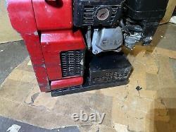 Mosa Magic Weld Mk II 150, Portable Petrol Welder Generator 110v Output