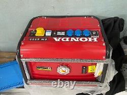 New Honda petrol generator
