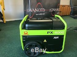 (New) Pramac 3kVA / 2.7kw Portable Petrol Generator 230V 1 Phase With Sockets