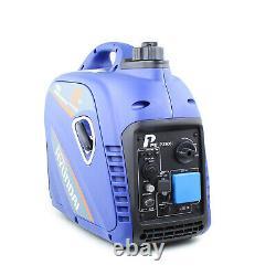 P1PE P2500i 2200W Portable Petrol Inverter Suitcase Leisure Generator 2.2KW