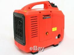 PORTABLE PETROL GENERATOR 2800W 230V 1x 12VDC 4 STROKE GENERATOR COMPACT