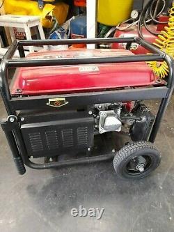 Parker Petrol Generator PPG3750