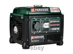 Parkside 1200W Inverter Generator PGI 1200 A1 Brand New