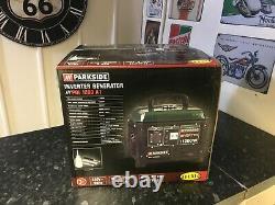 Parkside 4 stroke Petrol 1200W Generator Inverter UK Domestic Socket PGI 1200 A1
