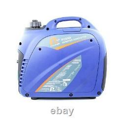 Petrol Generator Inverter 2200W 2.2kw 2.8kVa Suitcase Portable Silent HYUNDAI
