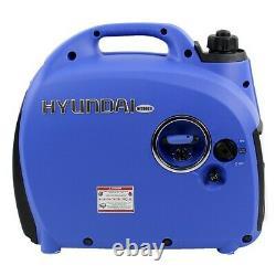 Petrol Generator Inverter 2kw 2.4kVA 2000w Portable Quiet Leisure Suitcase