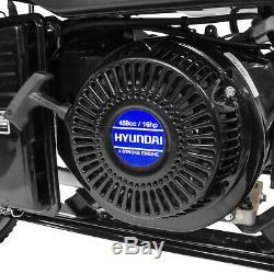 Petrol Generator Portable Electric Start 8kw 10kva 4Stroke 16hp Hyundai