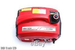 Petrol Suitcase Inverter Camping Generator Mobil Portable Pk1800w