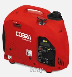 Petrol inverter Generator 1WK Quiet running Cobra IG10SI