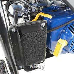 Petrol or LPG Generator Electric Start 3200w 3.2kW 4kVa Catering or Site HYUNDAI