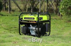 Portable Petrol Digital Inverter Generator 2000W 4-Stroke Engine recoil start