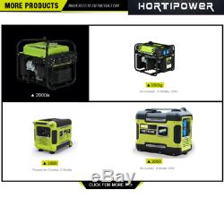 Portable Petrol Digital Inverter Generator 2KW 2000W pure sine wave UK-PLUG EXPR