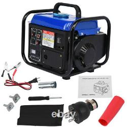 Portable Petrol Generator 1200W Emergency Home Back Up Power Camping Tailgating