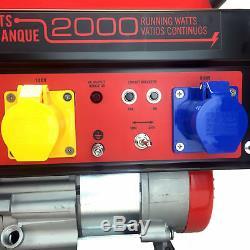 Portable Petrol Generator 3kVA 6.5HP Powered By Champion New Lower Price