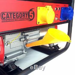 Portable Petrol Generator 3kVA 6.5HP Powered By Champion New Lower Price