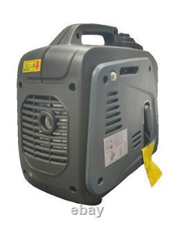 Portable Suitcase Inverter Petrol Generator 4 Stroke 4HP 800W 12V 240V