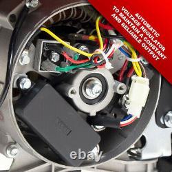 PowerKing Petrol Generator PKB5000ES 3200w Wolf 7HP 4 Stroke Electric Start