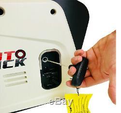 Quiet Portable Suitcase Inverter Petrol Generator 4 Stroke 800W 12V 240V 2L