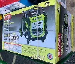 Ryobi RYi4022X 4000 Watt Gasoline Powered Digital Inverter GeneratorNEW