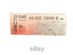 SDMO ALIZE 3000e Super Silence Generator Petrol W