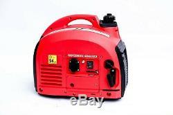 SUPER SILENT SUITECASE Mobil Genset SKT 2000W CAMPING Petrol Inverter Generator