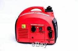 SUPER SILENT SUITECASE Mobil Genset SKT 650W Petrol Inverter Generator