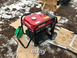 Senci SC10000-II Petrol Generator 8.5kw Used once