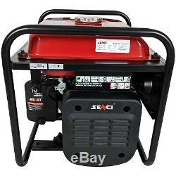 Senci SC3200iF Inverter Petrol Generator 3.2KW