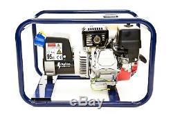 SkyVac All Purpose Portable Generator Power Honda GX160 2.7kva Petrol