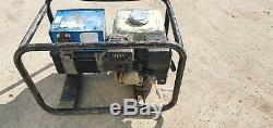 Stephill 3.4 Kva Generator 110 Volt Honda Gx200 Petrol Site Genny Fully Working