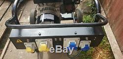 Stephill Petrol Generator 7.5 kva Honda GX390 Engine