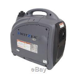 Switzer Petrol Inverter Suitcase Caravans Generator 2000W 230V SZ-2000I