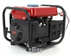 TA950 Portable Petrol Generator 2,0HP 2 stroke 1200W Camping