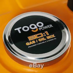 Togopower Gg1000 800 Rated 1000 Peak Watts Gasoline Powered Portable Generator