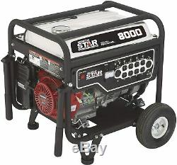 Tri fuel 13000W 13000 watts propane natural gas generator new northern honda