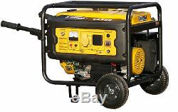 Villiers V2800ES Electric Start Petrol Generator 2.5Kva 2.2kw with wheel kit