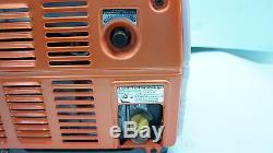Vintage EARLY Honda EM500 generator 500 Watt 110 AC / 12 Volt dc Japan NOS NEW