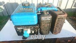 Yamaha EF1000 Portable Petrol Generator