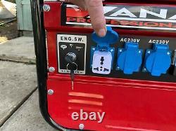 Zana Profectional Model Generator ZA8600