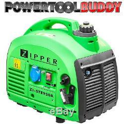 Zipper Portable Silent Petrol Generator 700w ZI-STE950A BAY17